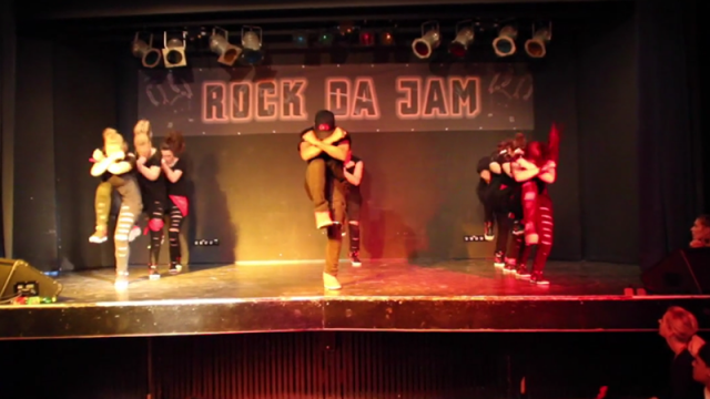 A.C.I.M. Dancecrew - Rock Da Jam Senior 2014