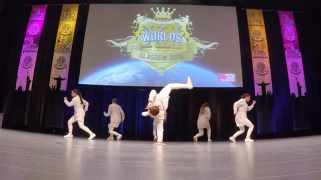 A.C.I.M. Dancecrew - Royal ACIM WM 2016