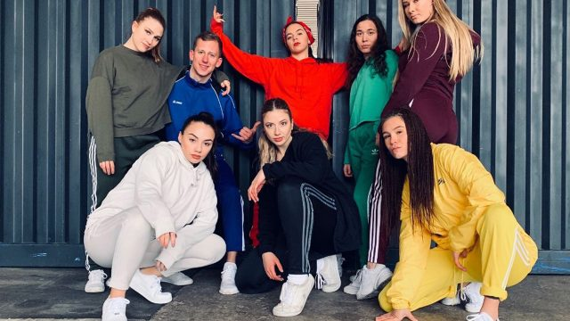 A.C.I.M. Dancecrew – Adidas Shooting
