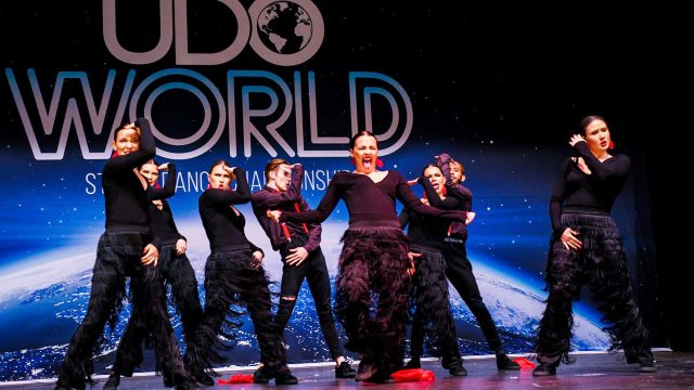 A.C.I.M. Dancecrew – Show at the UDO Streetdance World Championships 2019