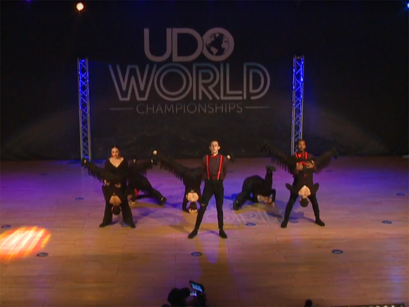 A.C.I.M. Dancecrew - World Championships 2019 in Streetdance